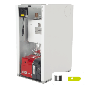 Warmflow Utility HE Pre-Wired Regular Oil Boiler